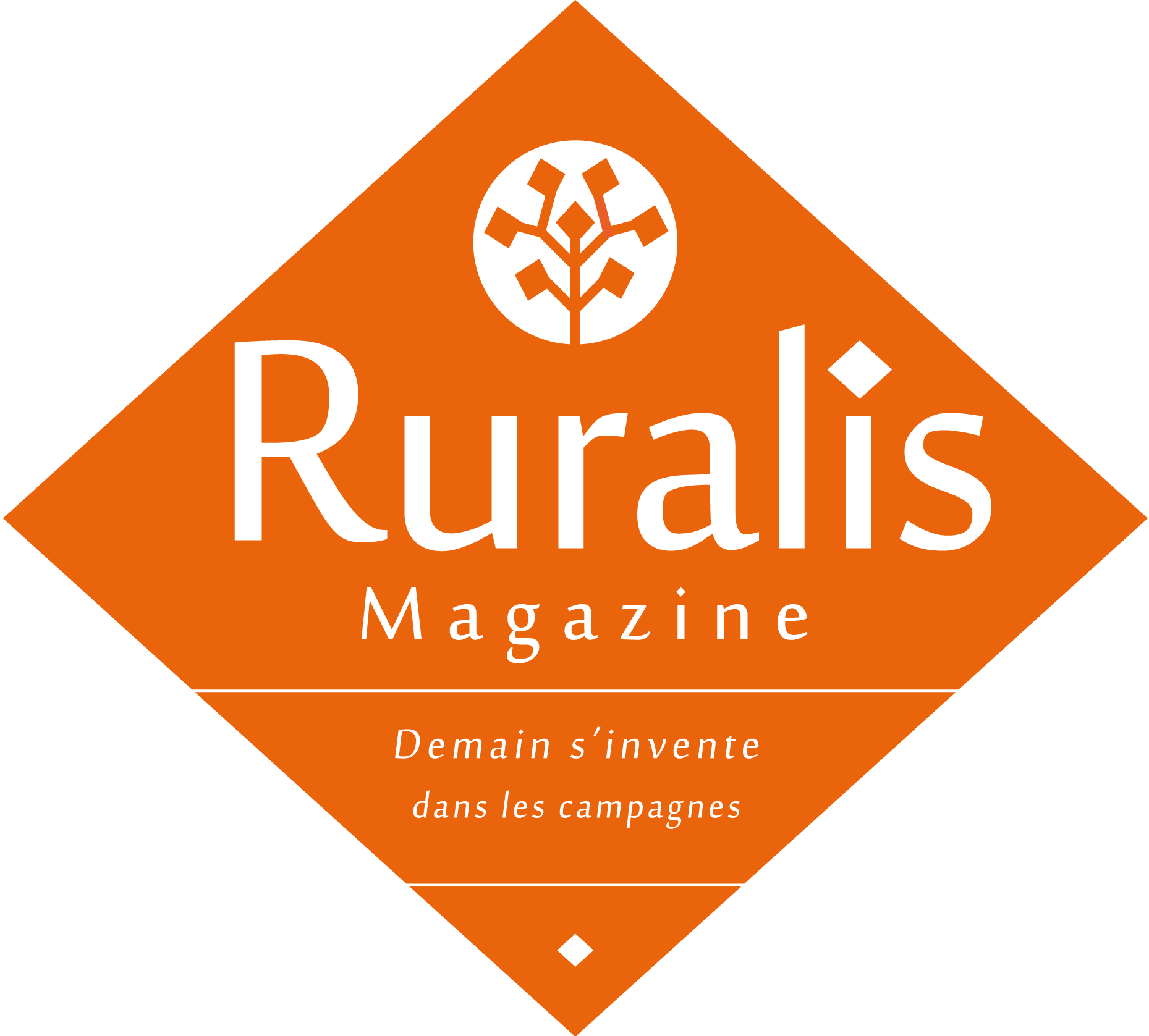 logo ruralis magazine